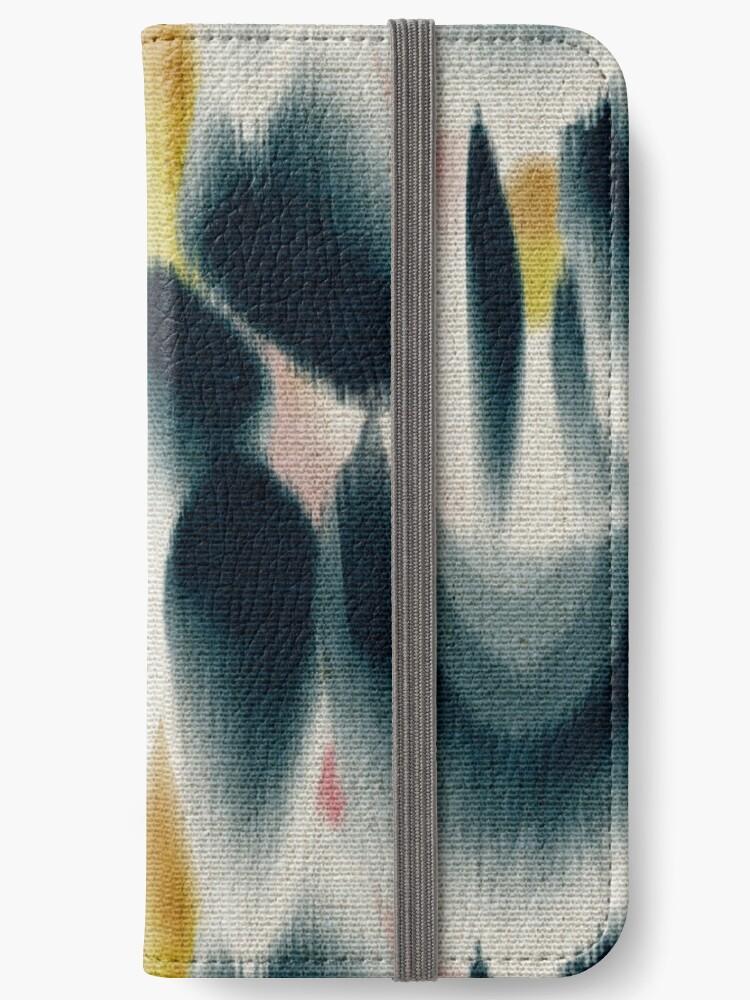 Shibori Wingspots by Esther  Fallon Lau