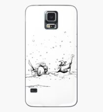 Maybe the Cold Isn't Our Only Worry - Ink Case/Skin for Samsung Galaxy