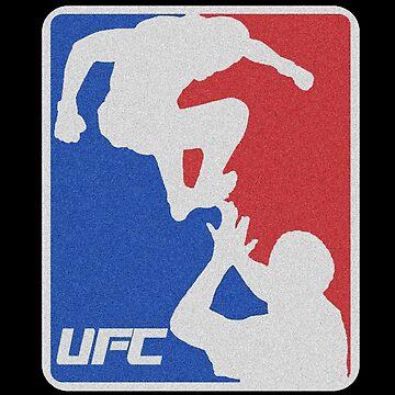 UFC LOGO - GRAINY (PARODY) by MelanixStyles