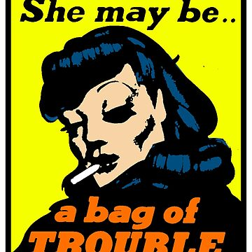 A BAG OF TROUBLE by IMPACTEES