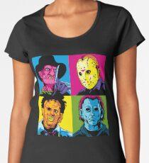 POP HORROR Women's Premium T-Shirt