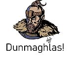 For Honor - Highlander Dunmaghlas by LosGee