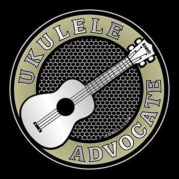 Ukulele Advocate by Kowulz