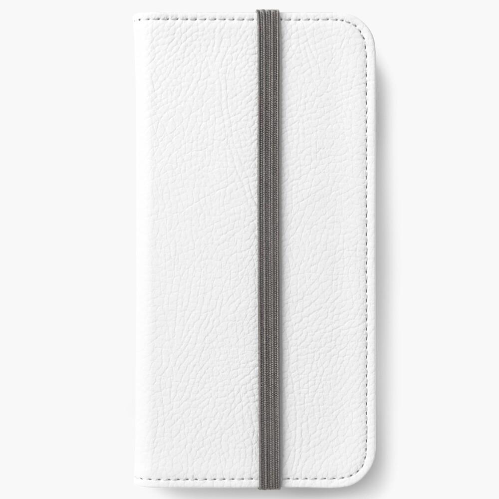 Asche iPhone Flip-Case