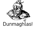 For Honor - Highlander Dunmaghlas B&W by LosGee