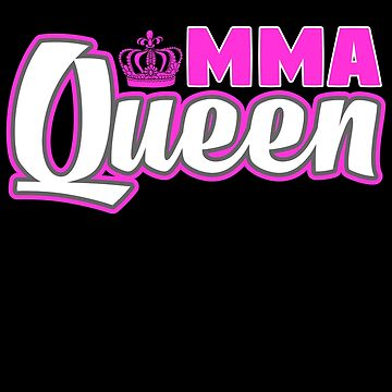 MMA Queen Fighting Mixed Martial Arts Training by zot717