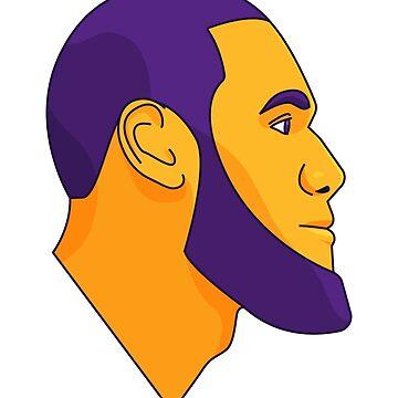 LABron Profile by CaloyAurellano