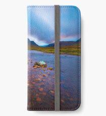 Glencoe Scotland iPhone Wallet/Case/Skin