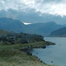 CLOUDY OGWEN by andrewsaxton