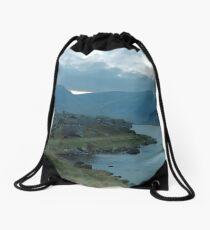 CLOUDY OGWEN Drawstring Bag