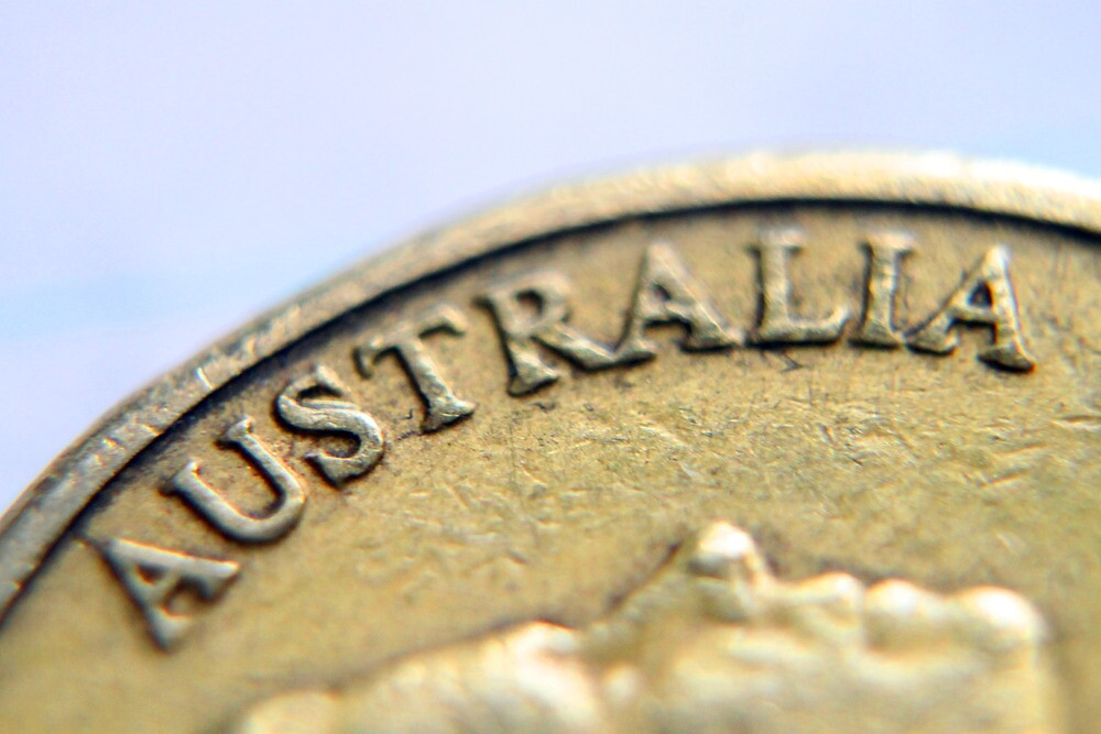 Australian Coin by blindskunk