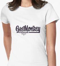 Gas Monkey Garage Merchandise Women's Fitted T-Shirt