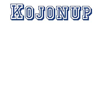 kojonup by CreativeTs