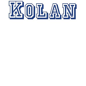 kolan by CreativeTs