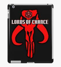 Lords of Chance  iPad Case/Skin