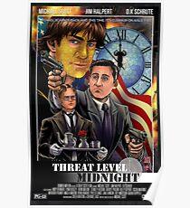 Threat Level Midnight 3 Poster