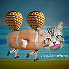 Hinden-Whiskers by Carol-Anne Kozik