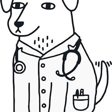 Dogtor - Trust me in a dogtor by nerdwaren