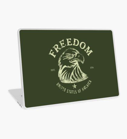 American Freedom & Bald Eagle Laptop Skin