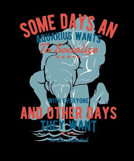 Astrology Shirt Aquarius Zodiac Wants Gift Tee by design2try