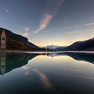 Panoramic Mirror by Stefan Trenker
