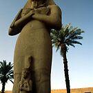 Ramesses II & Bent'anta by Wayne Gerard Trotman