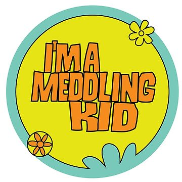Scooby Doo – I'm a Meddling Kid 2 by AirDrawn