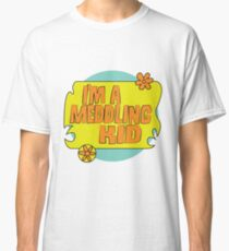 "Camiseta clásica Scooby Doo - ""Soy un niño entrometido"" 1"