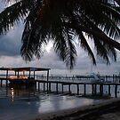A Belize Dawn-Central America by graeme edwards