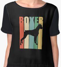 Blusa Boxer Dog Retro Design - Boxer