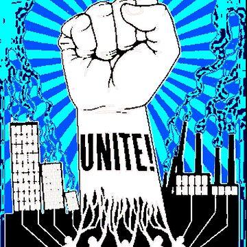 MAY FIRST UNITE! by PunkRockMetal