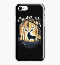 Deer God Master of the Forest iPhone Case/Skin