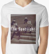 The Spotlight - Logic Men's V-Neck T-Shirt