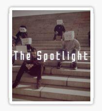 The Spotlight - Logic Sticker