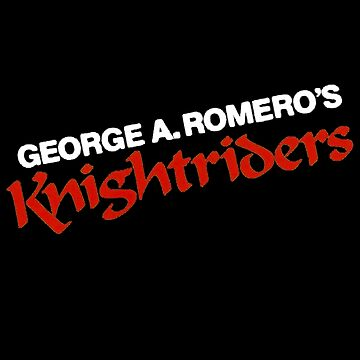 George Romero's Knightriders 1981 by tomastich85