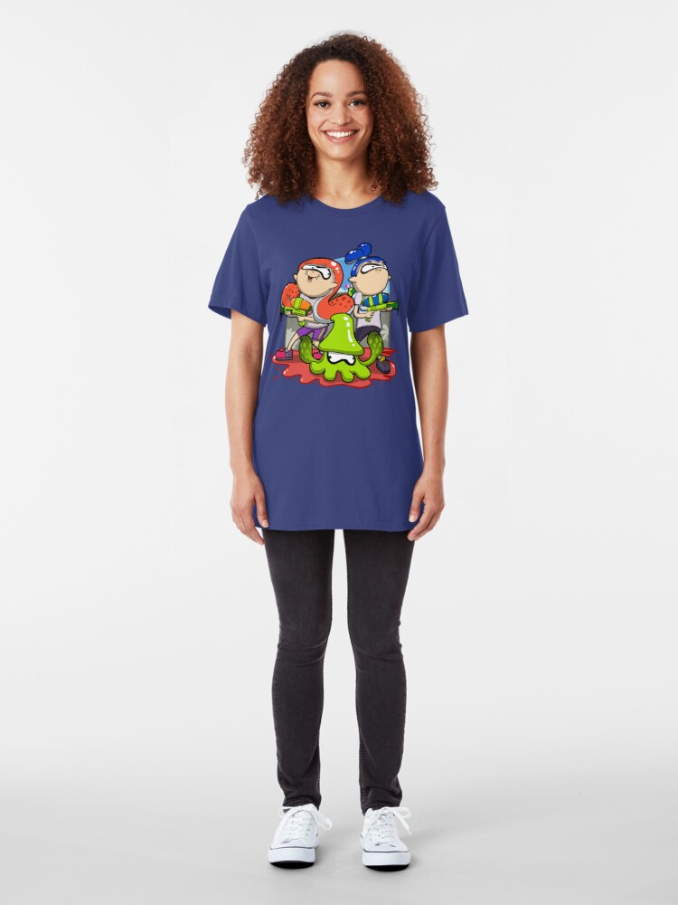 Alternate view of Splut! Slim Fit T-Shirt
