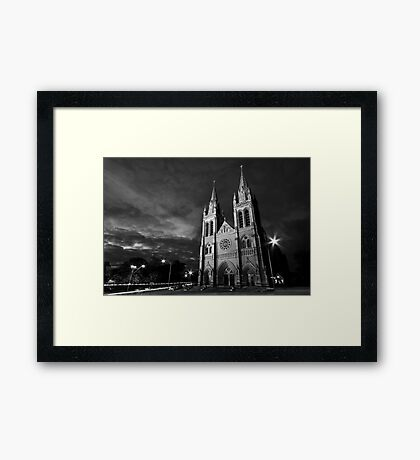 Saint Peter's Cathedral Framed Print