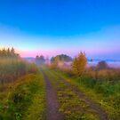 October morning 4 by Veikko  Suikkanen