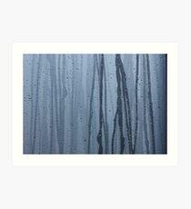 Furukawa Onsen: blue Art Print