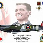 Squadron Leader Edgar 'Johnnie' Johnson by AH-Aviation-Art