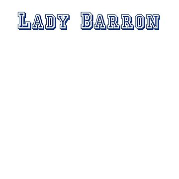 lady barron by CreativeTs