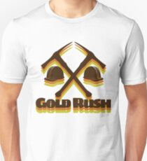 Gold Rush Vintage Unisex T-Shirt