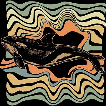 Killer whale whaling by GeschenkIdee