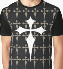CRUZ COLAGE Graphic T-Shirt
