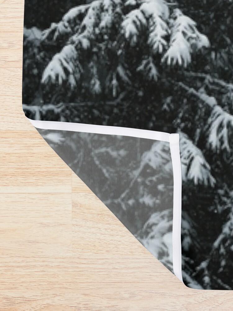 Vista alternativa de Cortina de ducha The White Bunch