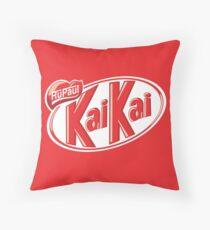 KaiKai (no slogan) Throw Pillow