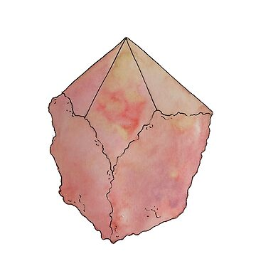 Rose Quartz Point by Briiiiix33
