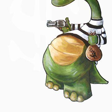 Dino Robber T by dmueller138