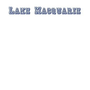 lake macquarie by CreativeTs