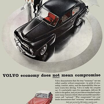 VOLVO PV 544 by ThrowbackMotors